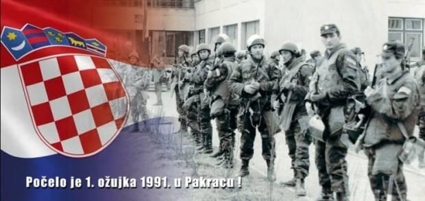 Obilježavanje 29. godišnjice početka Domovinskog rata