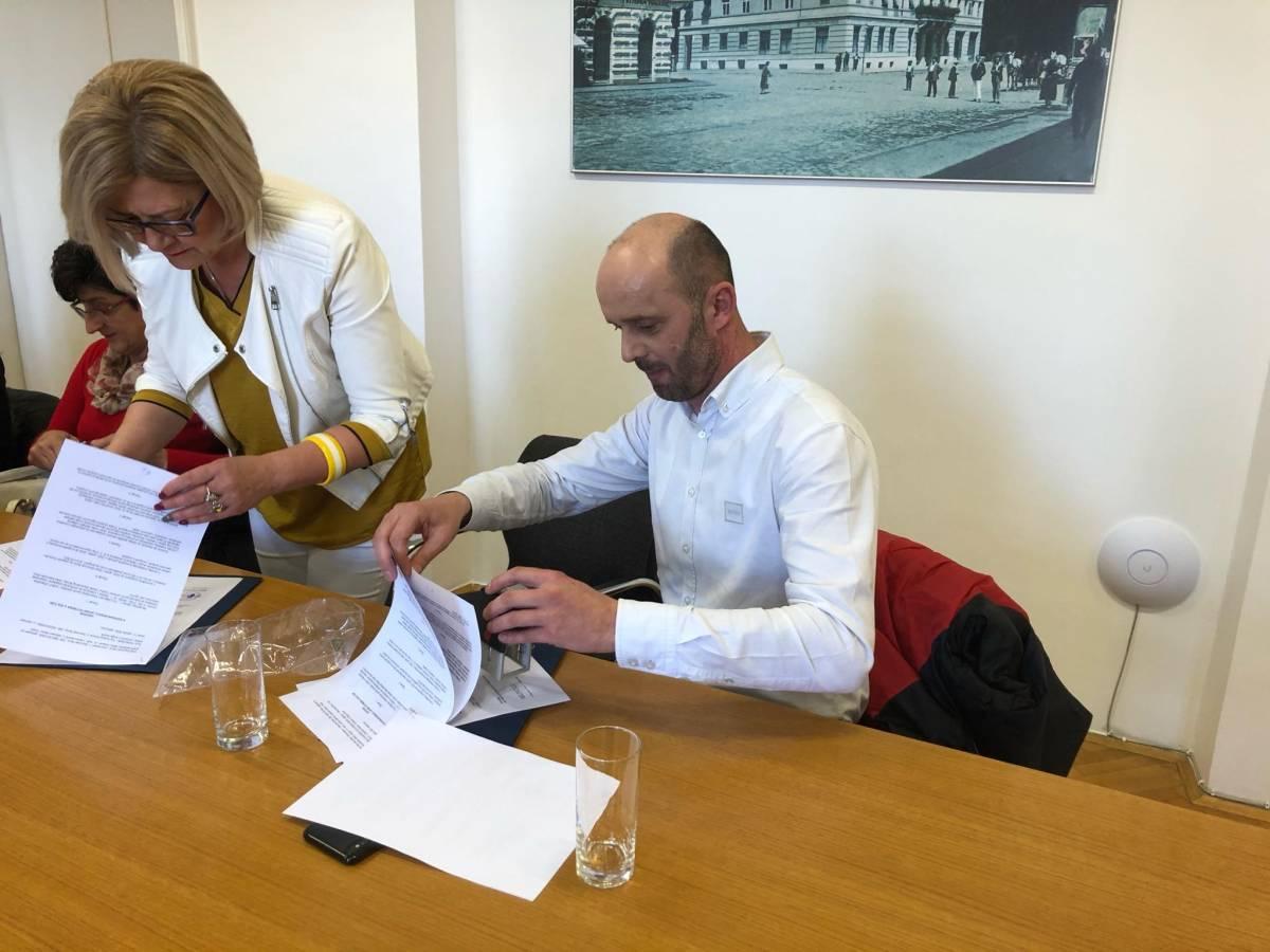 Potpisani ugovori o sufinanciranju javnih potreba u kulturi za 2020. godinu