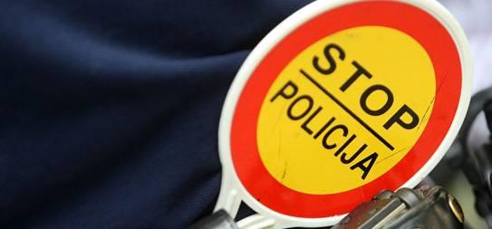 Tijekom vikenda policijski službenici sankcionirali 436 prekršaja