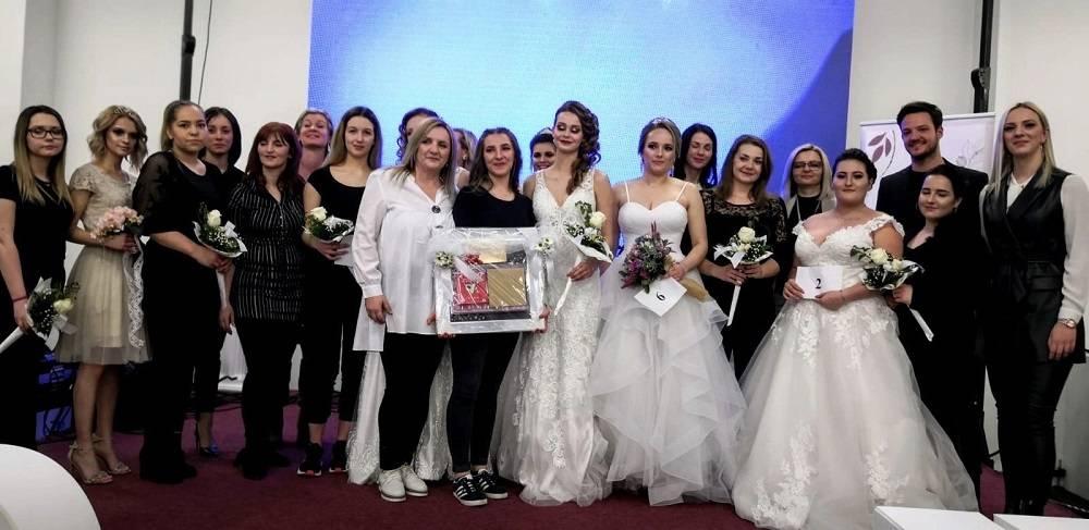 Bernarda Olujević pobjednica je natjecanja u šminkanju koje je održano u Slavonskom Brodu