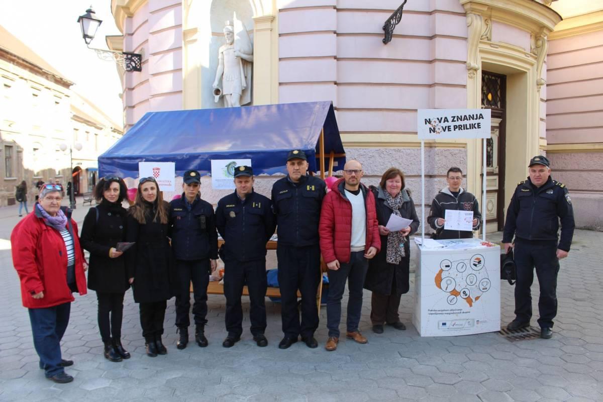 OCD Delfin predstavio svoja dva projekta povodom obilježavanja Europskog dana žrtava kaznenih djela