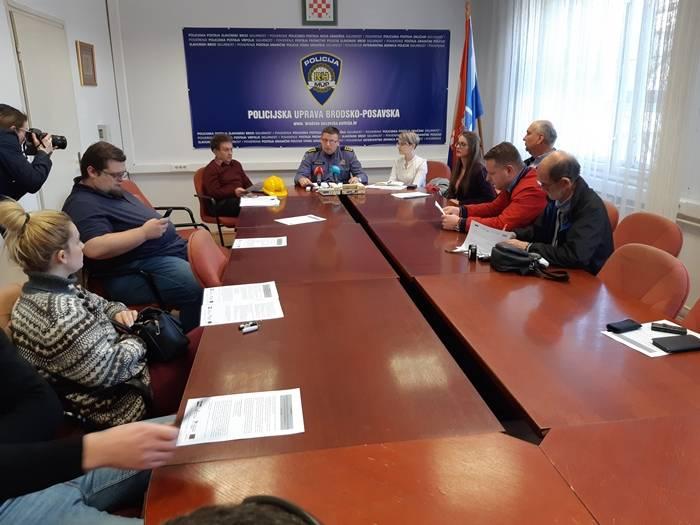 Uskoro energetska obnova zgrade Policijske uprave brodsko-posavske i Policijske postaje Slavonski Brod