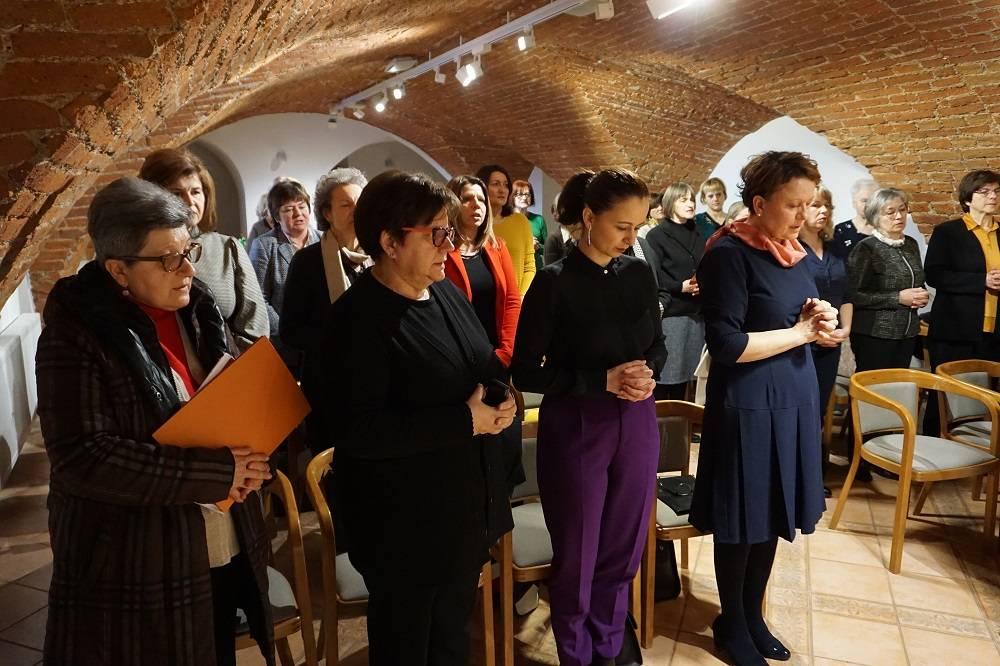Godišnja skupština katoličke udruge medicinskih sestara i tehničara u Požeškoj biskupiji