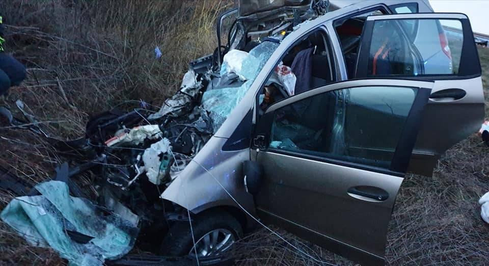 SMRTNO STRADAO 34-GODIŠNJI VOZAČ: Nije držao potreban razmak između vozila