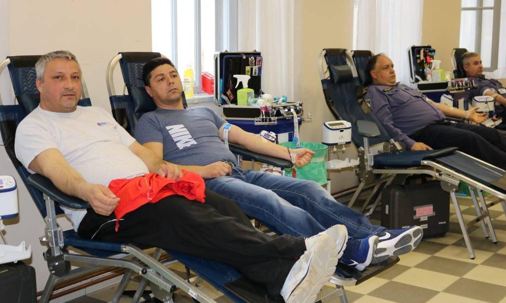 U pakračkom Crvenom križu prikupljeno 114 doza krvi