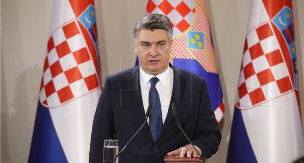 Popularnost Milanovića manja je od one njegovih prethodnika. Kako su Brođani zadovoljni novoizabranim predsjednikom??