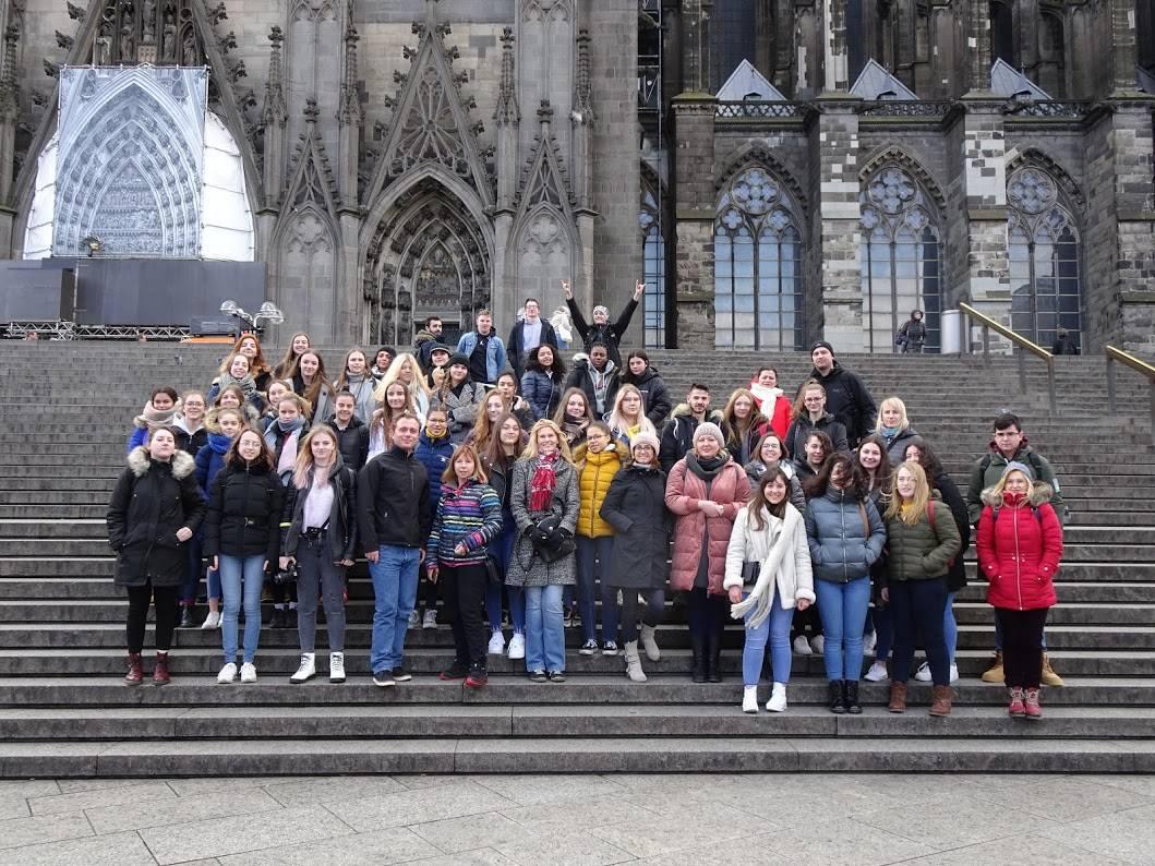 Ekonomska škola Požega sudjelovala je tijekom veljače na još dvije Erasmus+ mobilnosti, u Španjolskoj i Njemačkoj