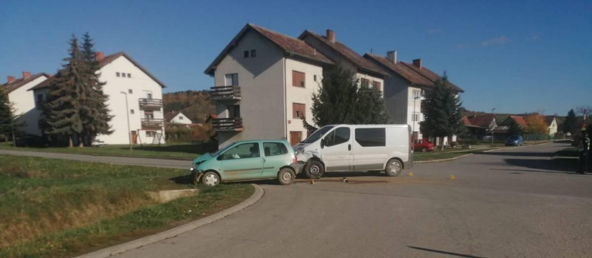58-godišnji vozač skrivio prometnu u Kutjevu
