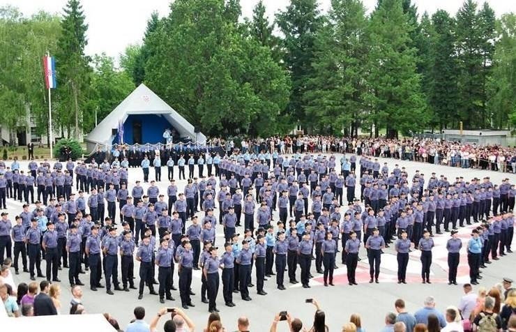 Raspisan natječaj za zanimanje policajac/policajka u 2020./2021. godini
