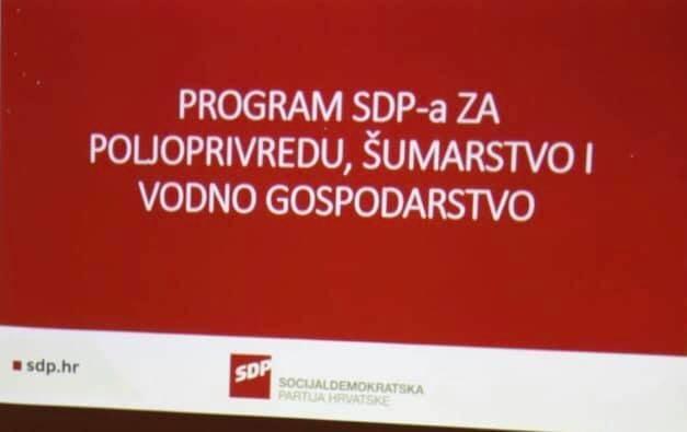 Poljoprivrdna politika u subotu stiže u Slavonski Brod