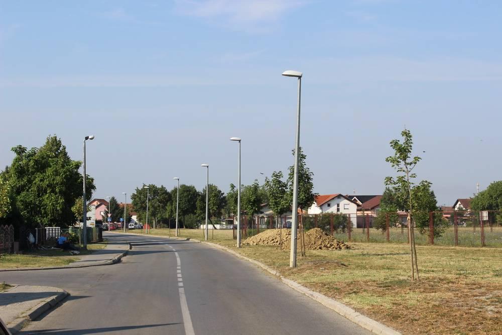 Energetski učinkovita javna rasvjeta na području grada
