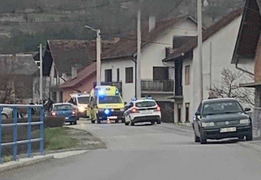 TRAGIČNA VOŽNJA: U Drškovcima smrtno stradao motociklist