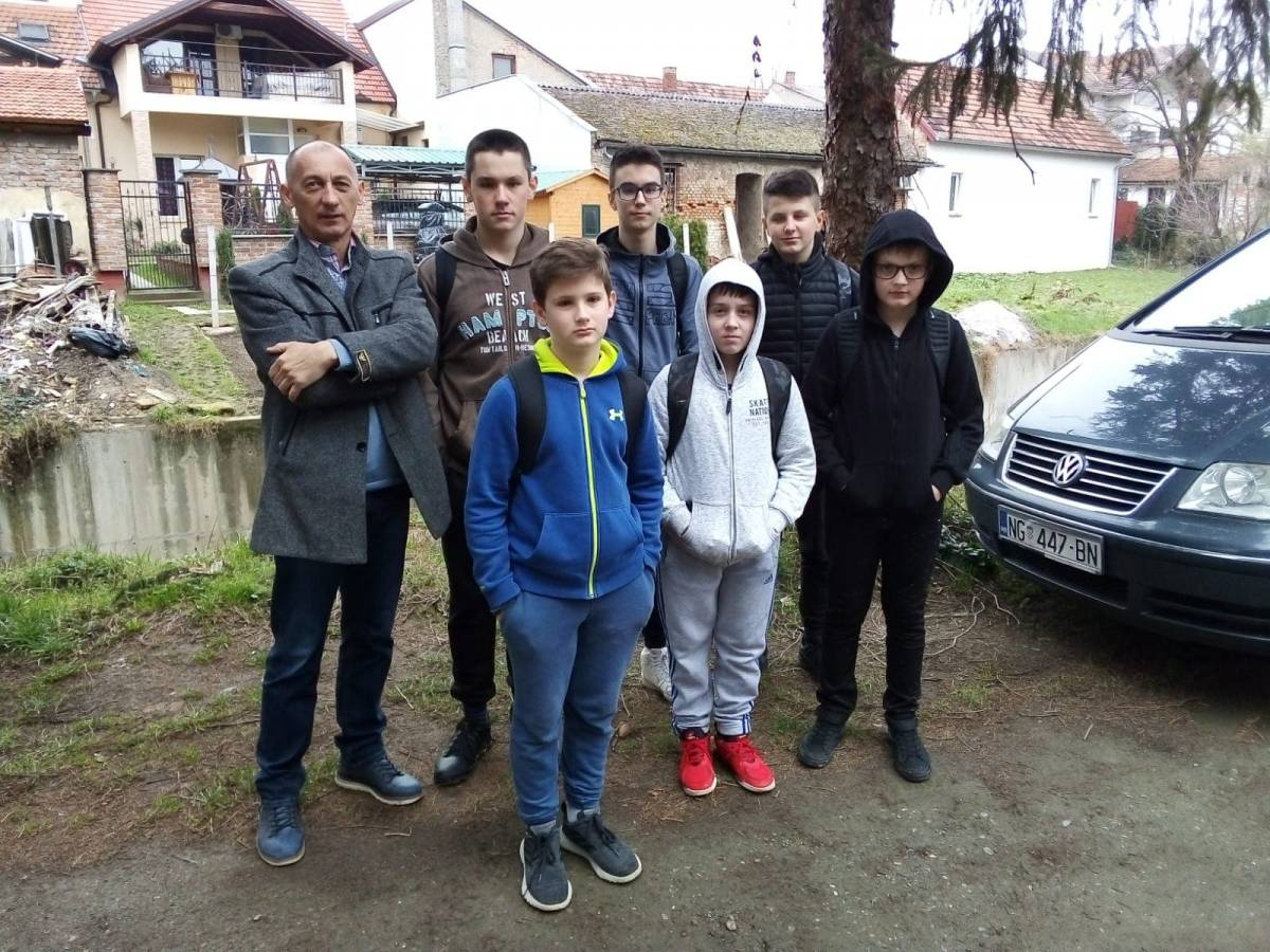 STK Slavonski Brod: Prva ekipa pobijedila Strmac, druga ekipa polovična!