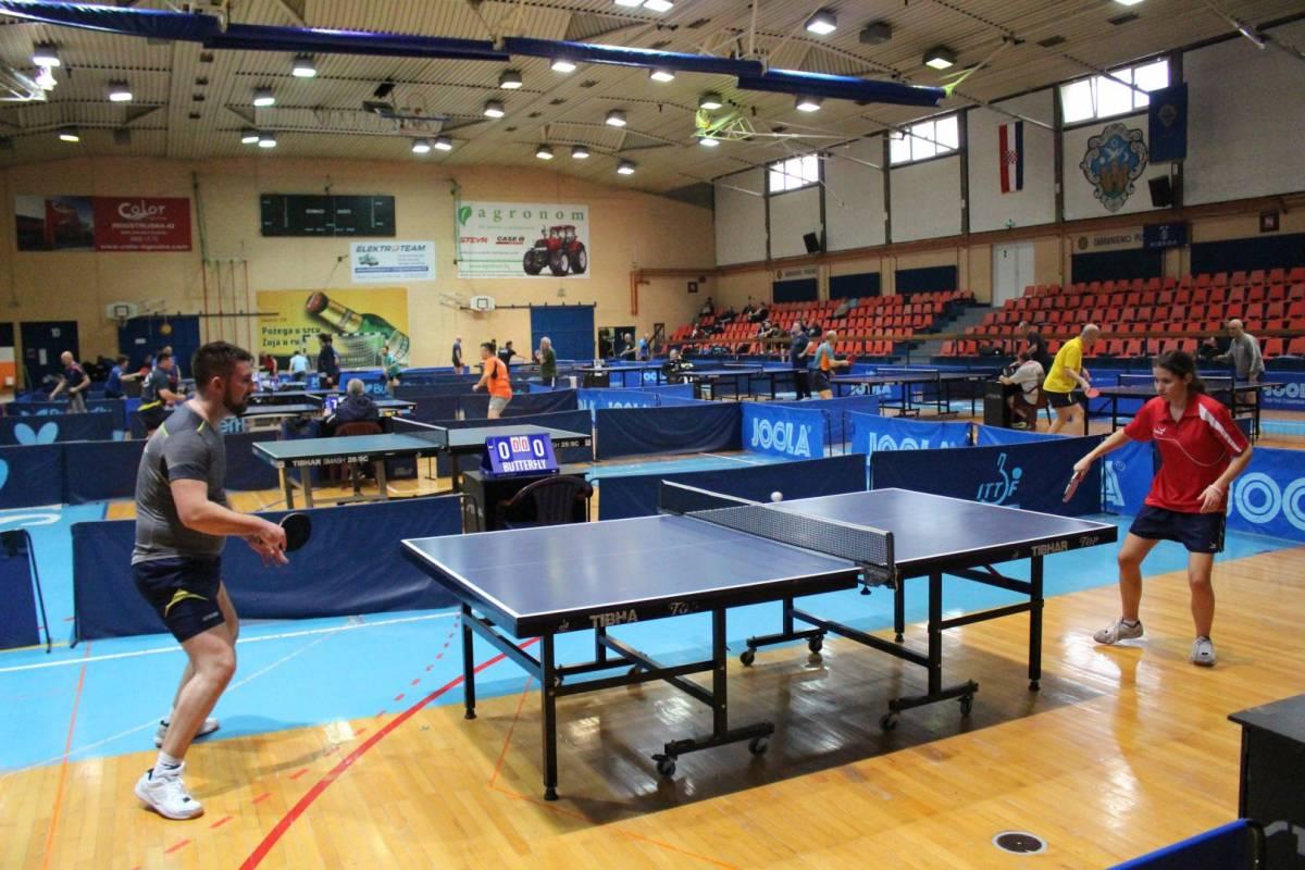 1. Međunarodno prvenstvo grada Požege u stolnom tenisu