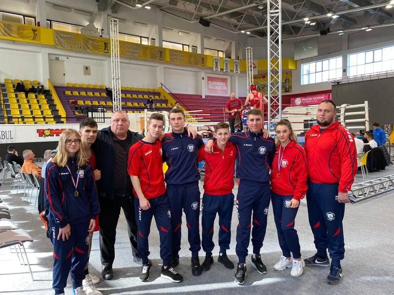 Boksački klub Radnički iz Slavonskoga Broda odnio tri zlata na prvenstvu Hrvatske