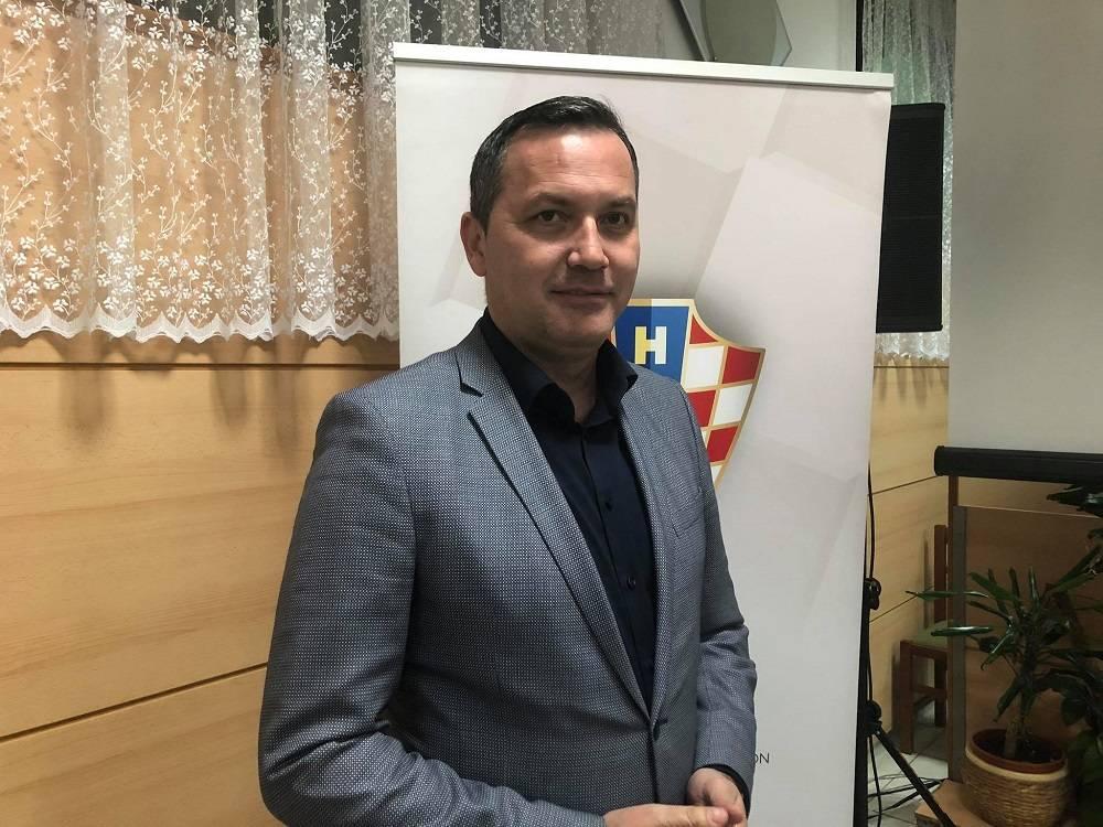 ʺUvjeren sam da će u budućnosti Hrvatska reprezentacija igrati u Slavonskom Broduʺ