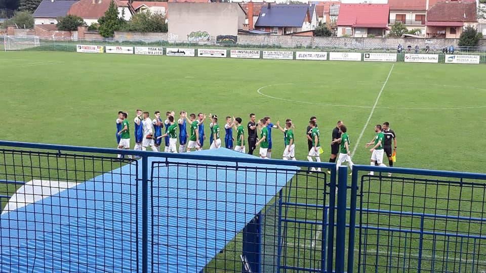 Nogometaši Slavonije će sljedeće tri utakmice 3. Hrvatske nogometne lige - Istok odigrati bez gledatelja
