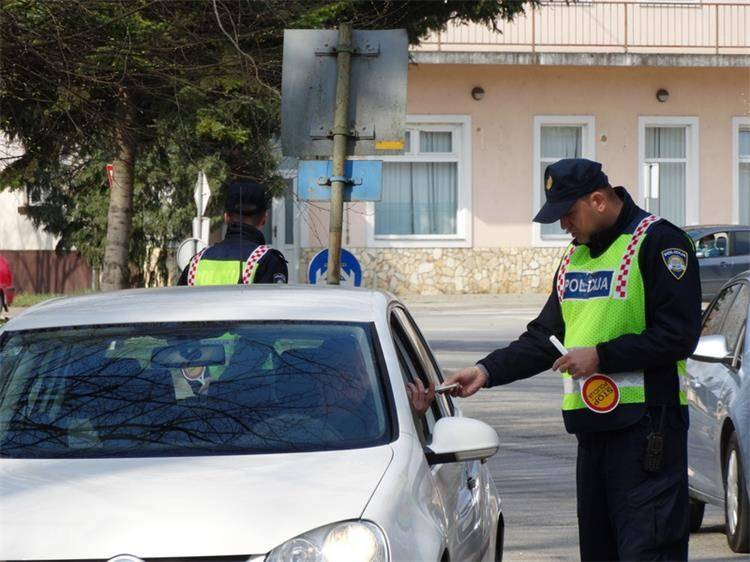 Policija će od danas do kraja tjedna pojačano kontrolirati jeste li vezali sigurnosni pojas