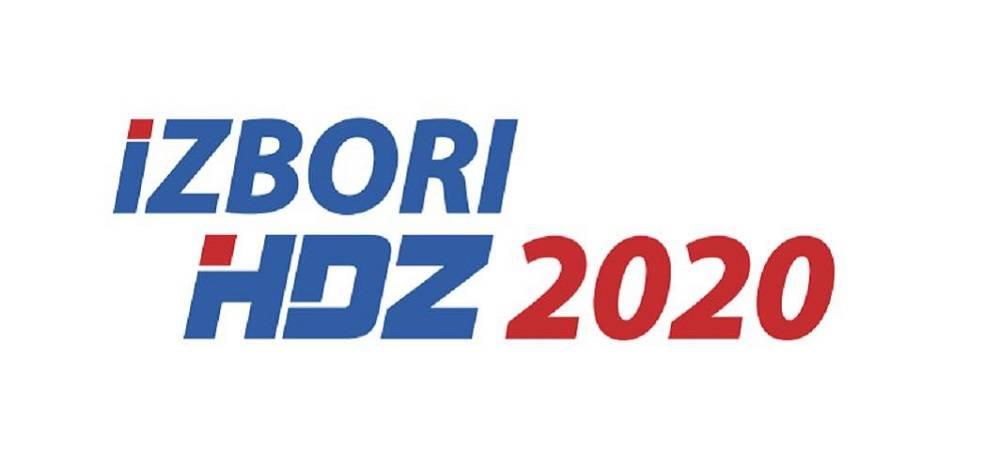 Središnje izborno povjerenstvo HDZ-a donijelo upute o mjerama suzbijanja korona virusa tijekom provedbe unutarstranačkih izbora