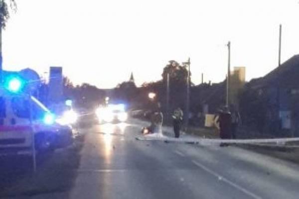 U prometnoj nesreći u Vranovcima, teško ozlijeđen suvozač motocikla