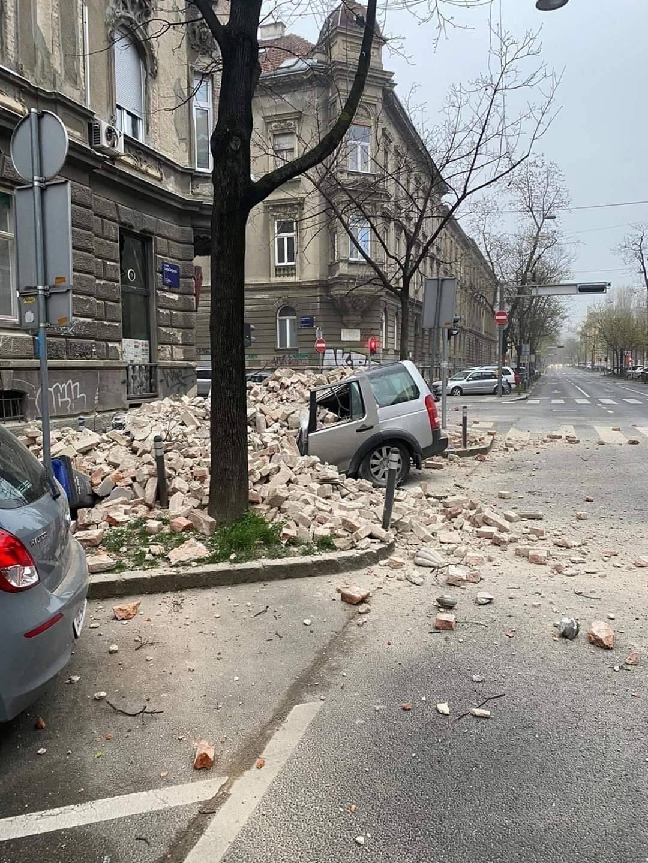 Potres zatresao i Slavonski Brod
