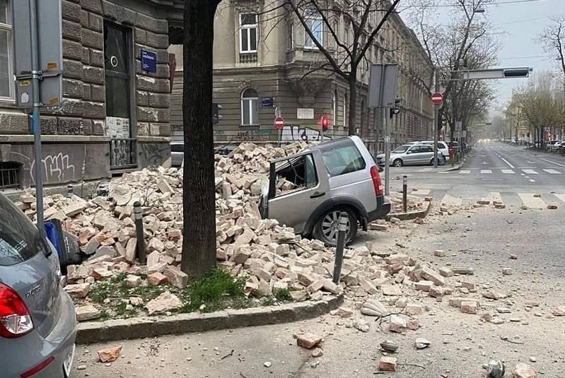 Potres zatresao i Požegu