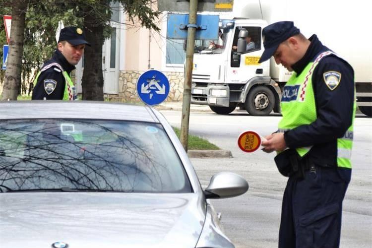 Policija kreće u nadziranje Odluke o zabrani napuštanja mjesta prebivališta i stalnog boravka