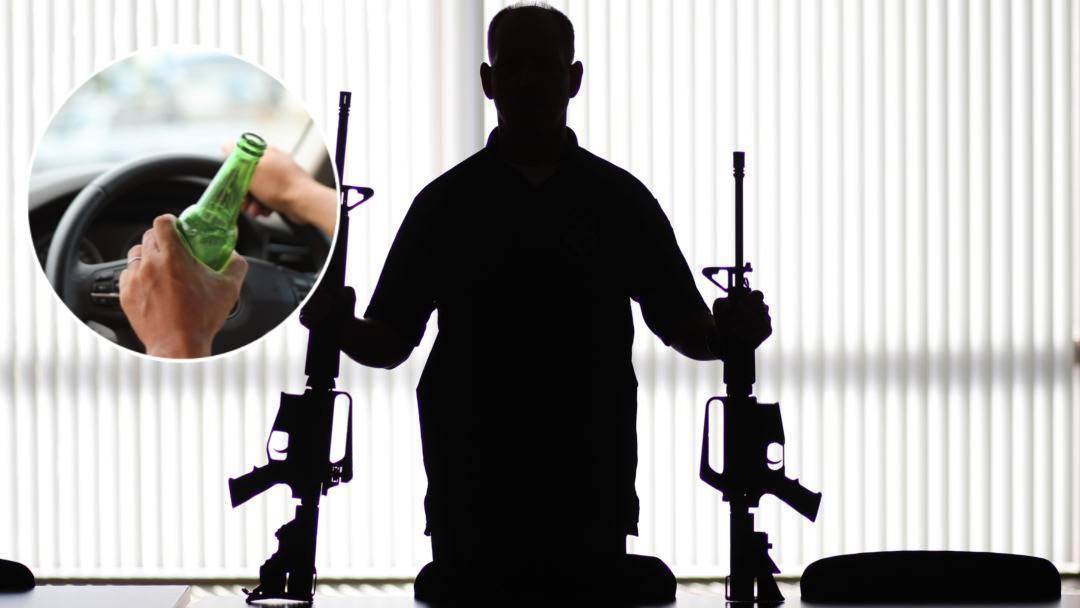 Više policije i policijskih punktova nego u ratu, a pojedinci se vozaju okolo s oružjem i drogom. Ako ovo nije vrhunac, što onda je?