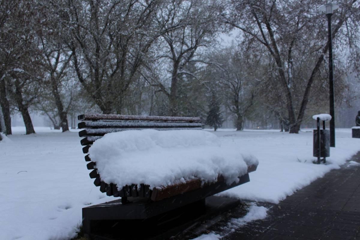 Zimskom vremenu nema kraja: Početak travnja umjesto sunca obilježit će - snježne pahulje
