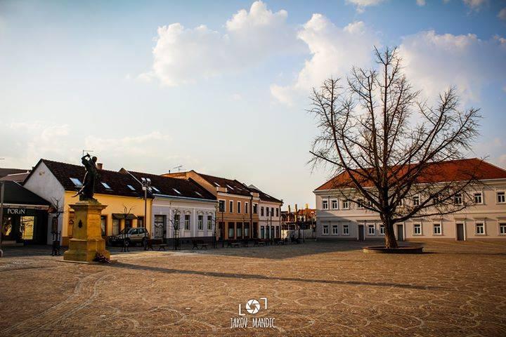 Nedjeljna šetnja Požegom kroz objektiv Jakova Mandića 29.3.2020.