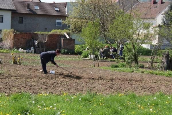 Propusnica za sadnju vrta izvan mjesta prebivališta, da ili ne?