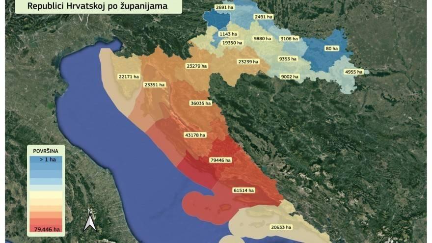 Hrvatska ima 400.000 hektara nekorištenog zemljišta koje brzo može staviti u funkciju?