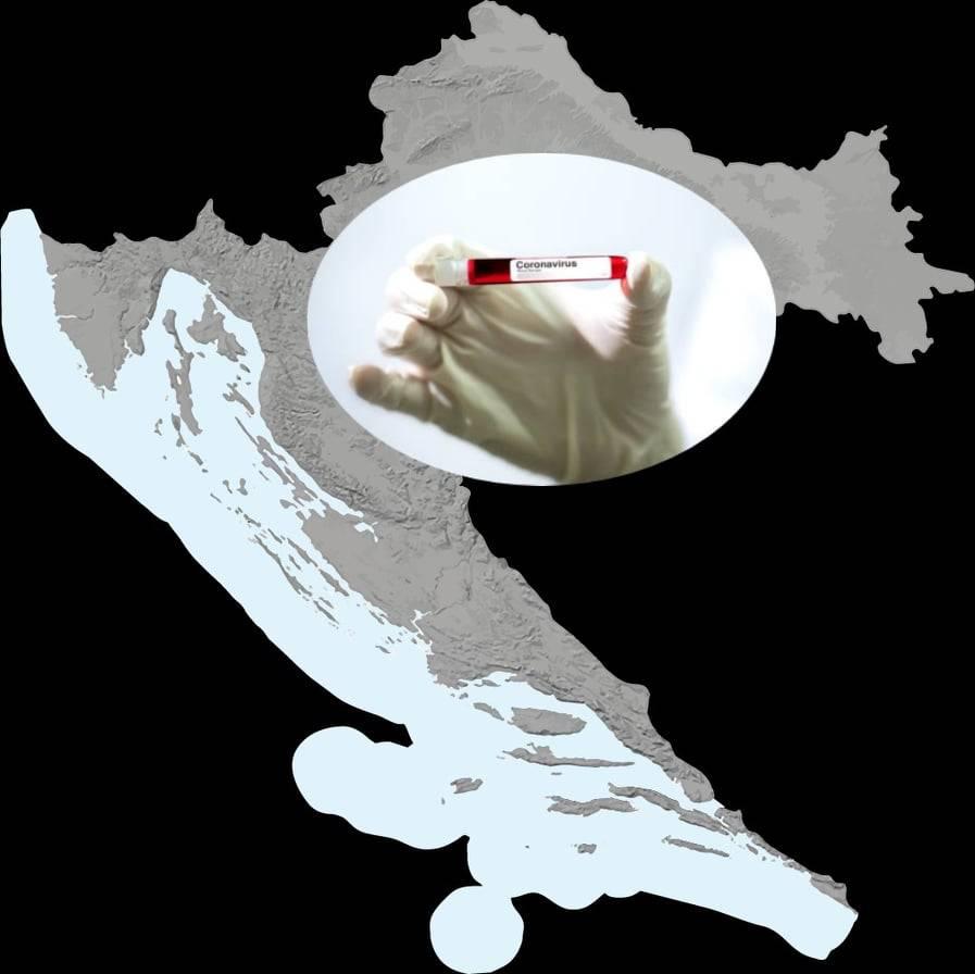 U HRVATSKOJ 40 NOVOZARAŽENIH: Obavljeno ukupno 11.464 testiranja