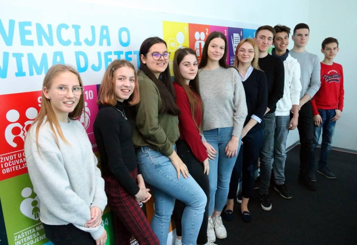 Kutjevčanin Dominik Budimir izabran za ambasadora za prava djece i mladih EU