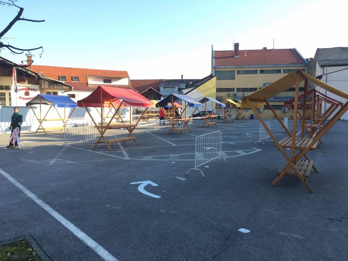 Božinović zaprijetio zatvaranjem tržnica ukoliko bude kršenja mjera
