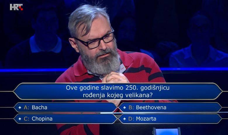 Požežanin Tomislav iz ʺMilijunašaʺ odnio 64 tisuće kuna