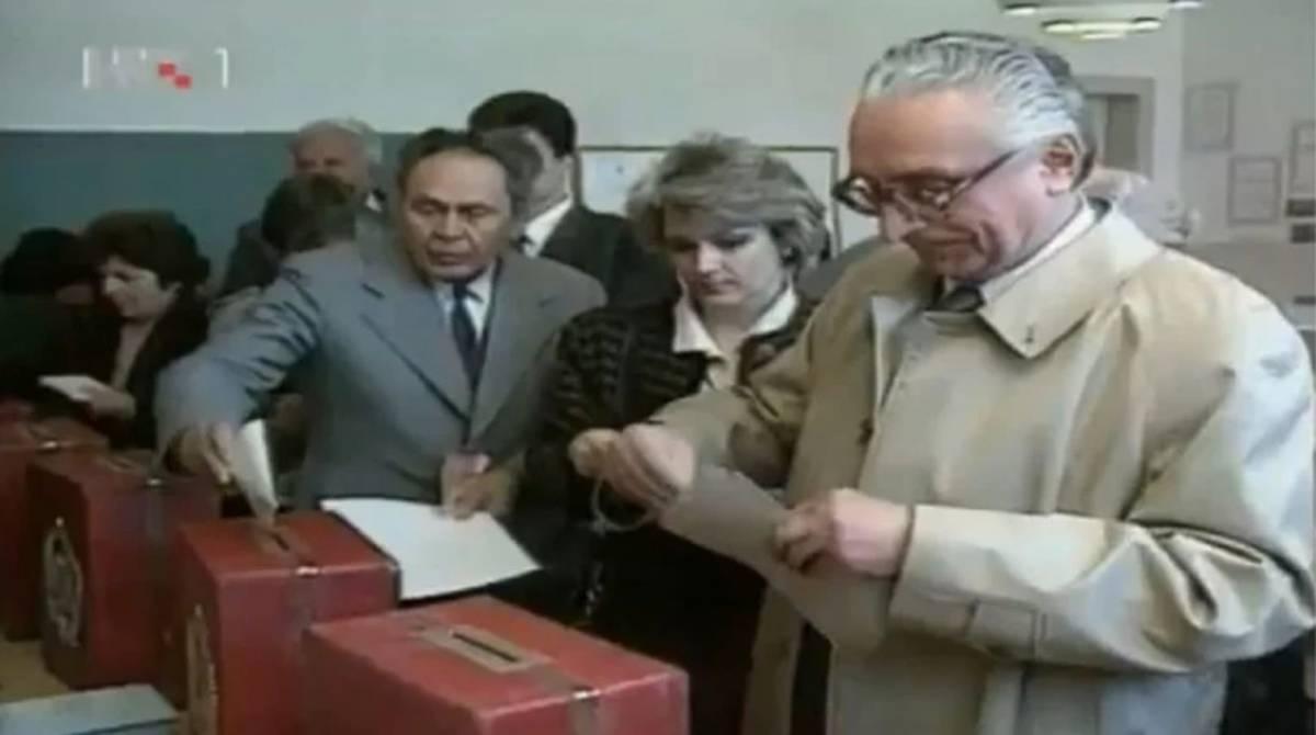 Prije 30 godina održani su prvi višestranački izbori u Hrvatskoj