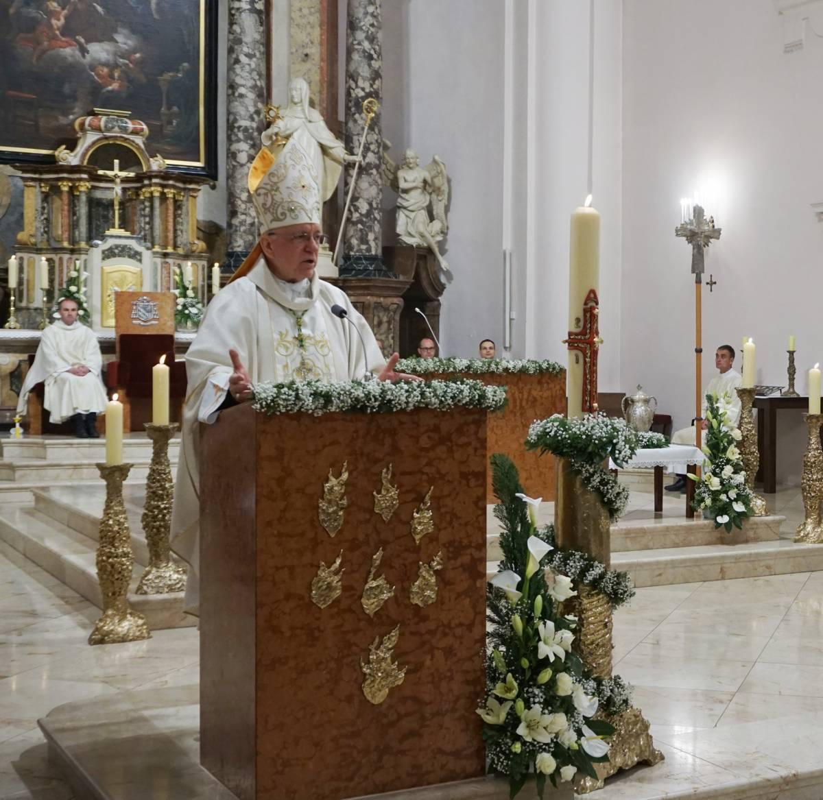 Biskup Škvorčević zahvalio vjeroučiteljima Požeške biskupije