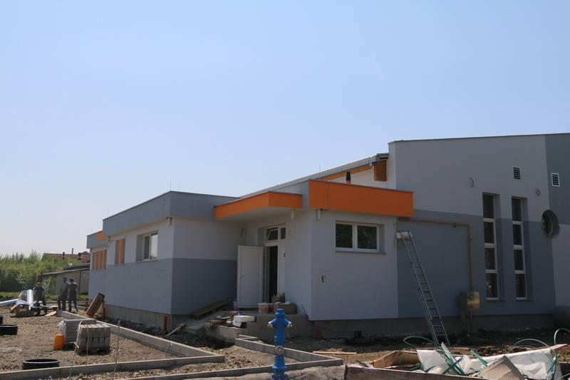 Radovi na izgradnji novog Mjesnog doma na Koloniji privode se kraju