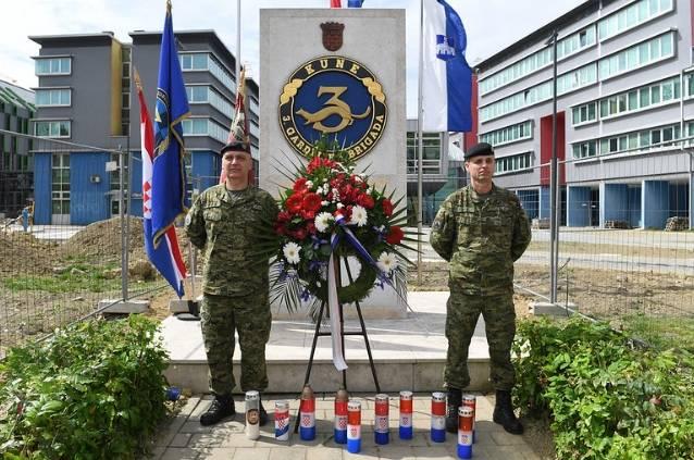 Obilježena 29. obljetnica 3. gardijske brigade i bojne Kune