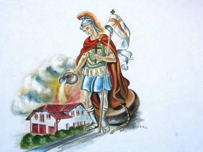 Vatrogasci, sretan vam sv. Florijan, vaš zaštitnik!