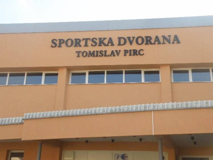 Sportski vikend u dvorani Tomislav Pirc