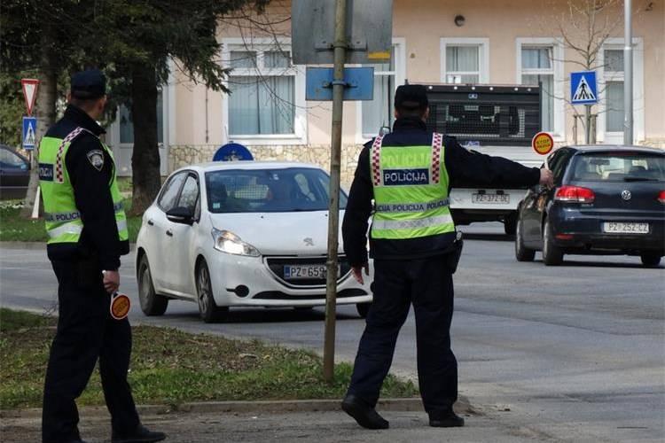 Policija i ovog vikenda nastavlja s poduzimanjem pojačanih aktivnosti u prometu