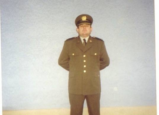 Nakon kratke bolesti napustio nas je umirovljeni poručnik HV Križan Petrović-KRIGER