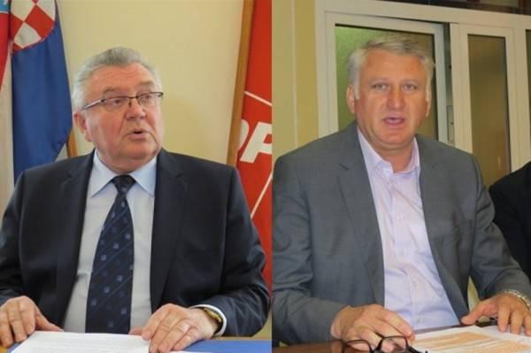 Ronko i Lucić odustaju od svojih fotelja!?? Ili ne??