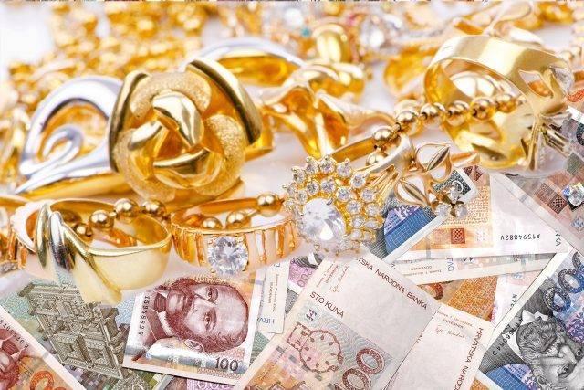 U Brestovcu iz otključane kuće ukraden novac i nakit