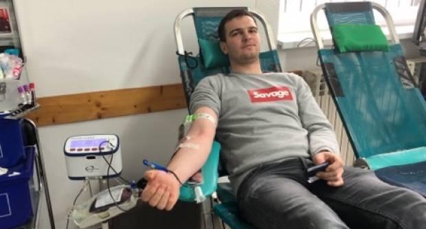 Strojarski fakultet i Crveni križ organiziraju darivanje krvi