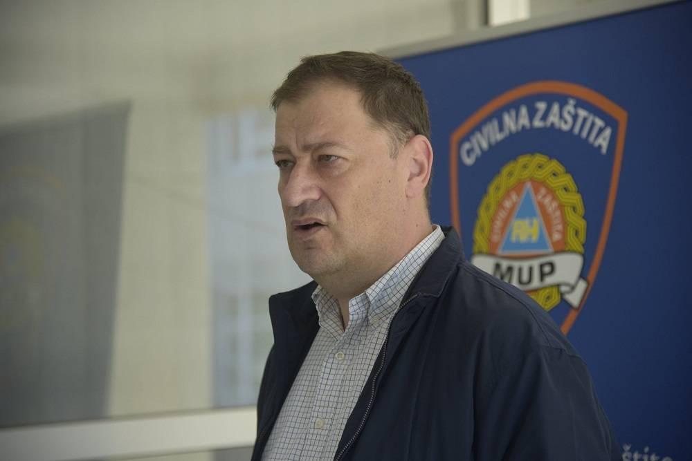 O miješanju uzoraka u Slavonskom brodu jučer je govorio dr. Cvitković