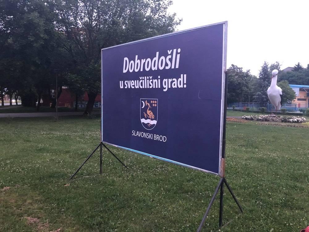 Tko je to (ne)pismen u Slavonskom Brodu?