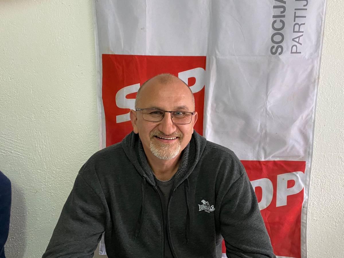 Dražen Tadijanović novi predsjednik Općinskog odbora SDP-a Kaptol